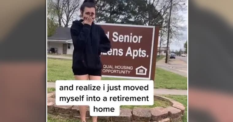 19-year-old who mistakenly moved into a senior living complex is loving her 'extra sets of grandparents' - my positive outlooks